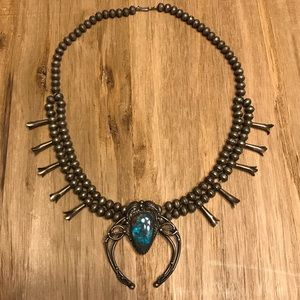 Jewelry - Vintage Squash-blossom Necklace